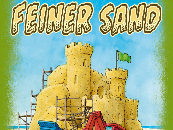 Bild zu Alle Brettspiele-Spiel Feiner Sand