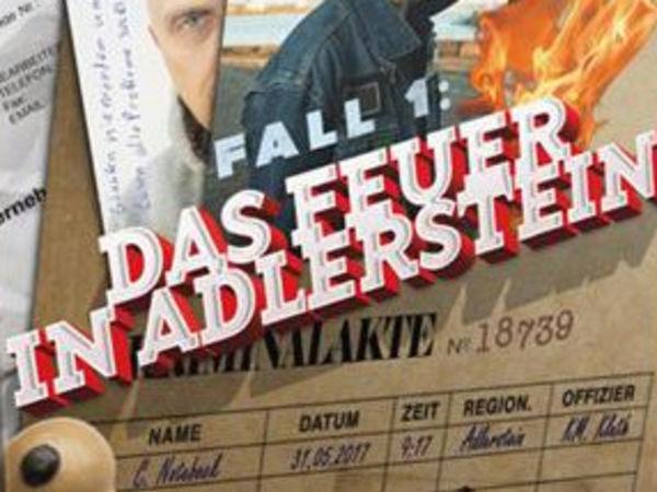 Bild zu Alle Brettspiele-Spiel iDventure Detective Stories - Fall 1: Das Feuer in Adlerstein
