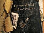 Vorschaubild zu Spiel iDventure Detective Stories - Fall 2: Der unvollendete Fall von Holmes