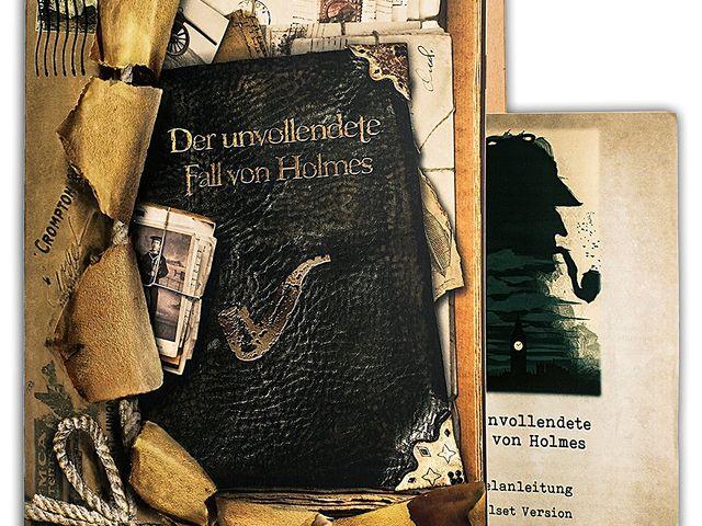 iDventure Detective Stories - Fall 2: Der unvollendete Fall von Holmes Bild 1