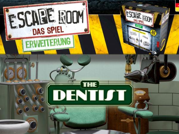 Bild zu Alle Brettspiele-Spiel Escape Room: Das Spiel - Dentist