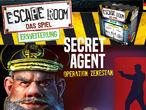 Vorschaubild zu Spiel Escape Room: Das Spiel - Secret Agent