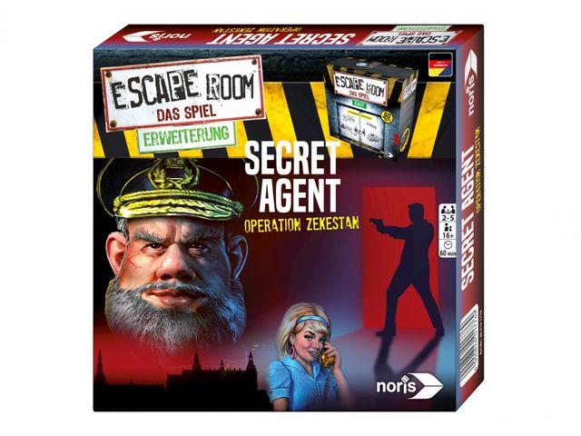 Escape Room: Das Spiel - Secret Agent Bild 1