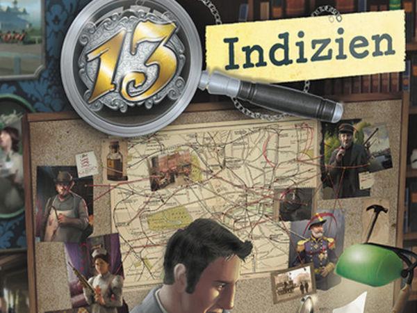 Bild zu Alle Brettspiele-Spiel 13 Indizien