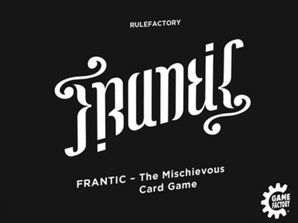 Bild zu Alle Brettspiele-Spiel Frantic