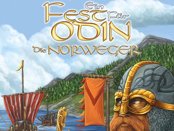 Bild zu Alle Brettspiele-Spiel Ein Fest für Odin: Die Norweger