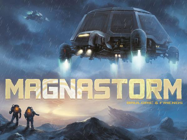 Bild zu Alle Brettspiele-Spiel Magnastorm