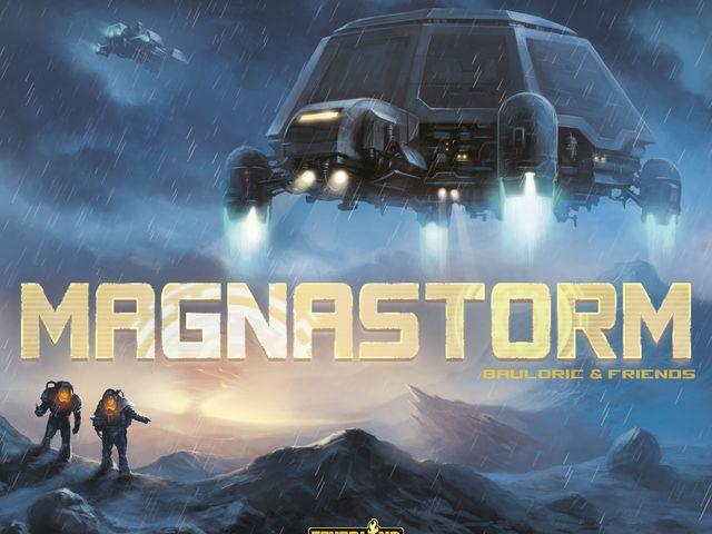 Magnastorm Bild 1
