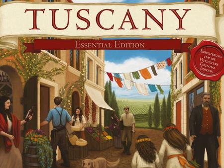 Tuscany: Essential Edition