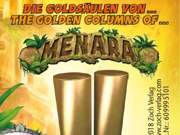 Bild zu Alle Brettspiele-Spiel Die Goldsäulen von Menara