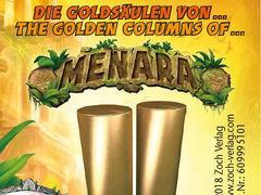 Die Goldsäulen von Menara
