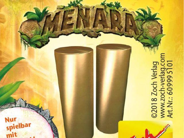 Die Goldsäulen von Menara Bild 1
