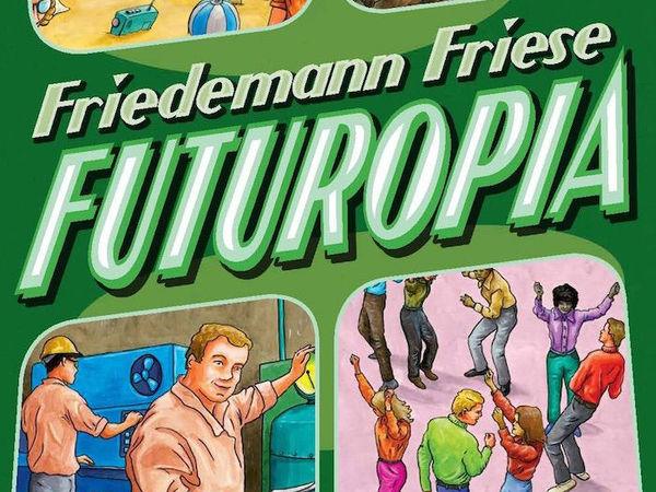 Bild zu Alle Brettspiele-Spiel Futuropia