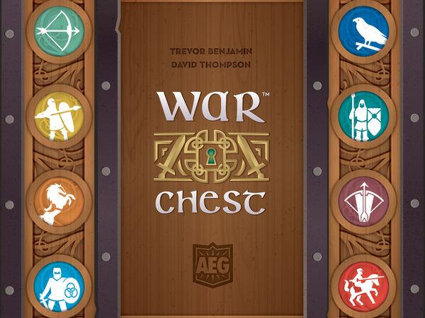 Bild zu Alle Brettspiele-Spiel War Chest