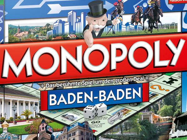 Bild zu Alle Brettspiele-Spiel Monopoly Baden-Baden