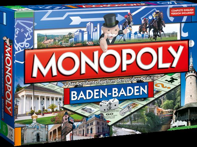 Monopoly Baden-Baden Bild 1