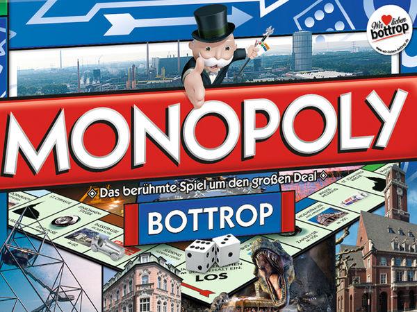 Bild zu Alle Brettspiele-Spiel Monopoly Bottrop