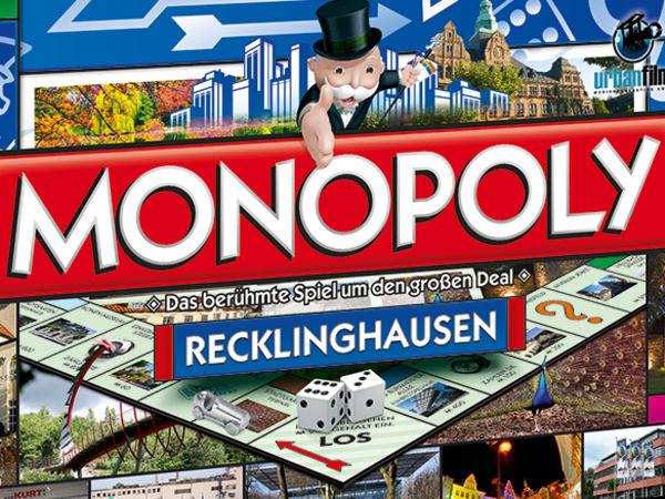 Bild zu Alle Brettspiele-Spiel Monopoly Recklinghausen