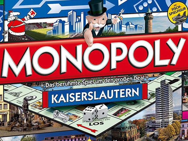 Bild zu Alle Brettspiele-Spiel Monopoly Kaiserslautern