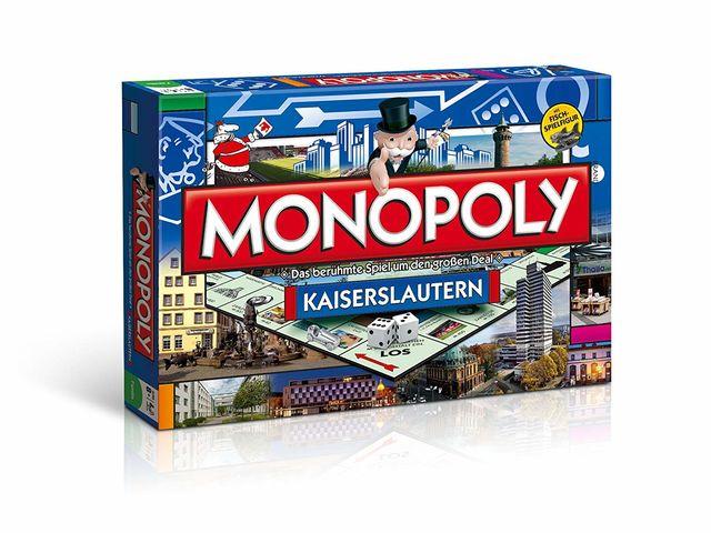 Monopoly Kaiserslautern Bild 1