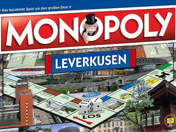 Bild zu Alle Brettspiele-Spiel Monopoly Leverkusen