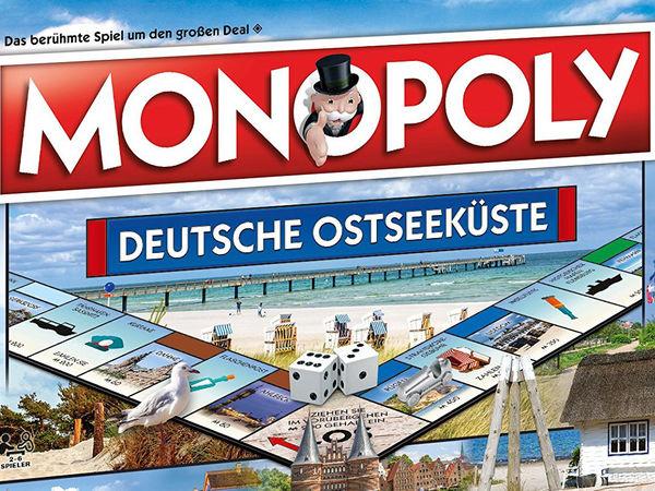 Bild zu Alle Brettspiele-Spiel Monopoly Deutsche Ostseeküste