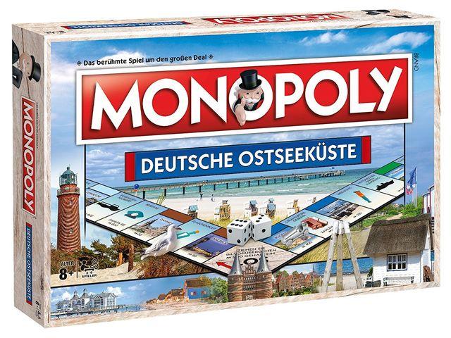 Monopoly Deutsche Ostseeküste Bild 1