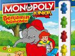 Vorschaubild zu Spiel Monopoly Junior Benjamin Blümchen