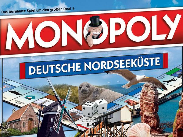 Bild zu Alle Brettspiele-Spiel Monopoly Deutsche Nordseeküste