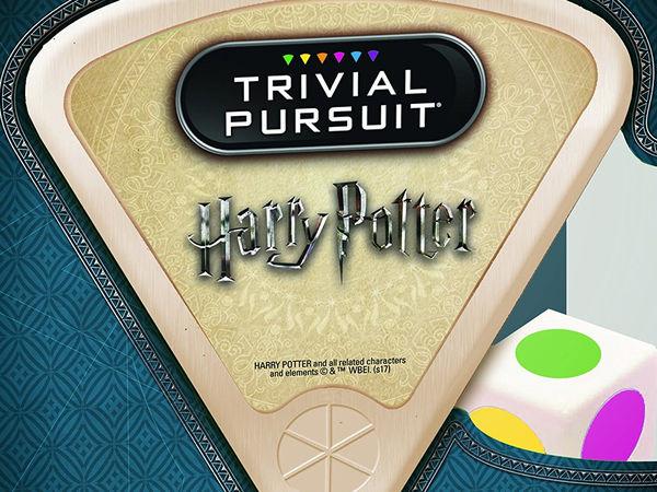 Bild zu Alle Brettspiele-Spiel Trivial Pursuit: Harry Potter