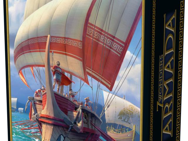7 Wonders: Armada Bild 1