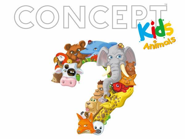 Bild zu Alle Brettspiele-Spiel Concept Kids: Tiere