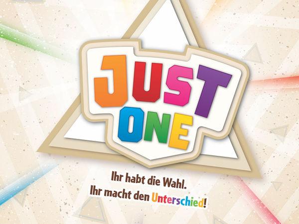 Bild zu Spiel des Jahres-Spiel Just One