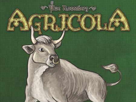 Agricola: Bubulcus Deck