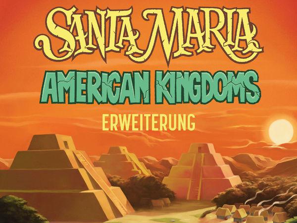 Bild zu Alle Brettspiele-Spiel Santa Maria: Amerikanische Königreiche