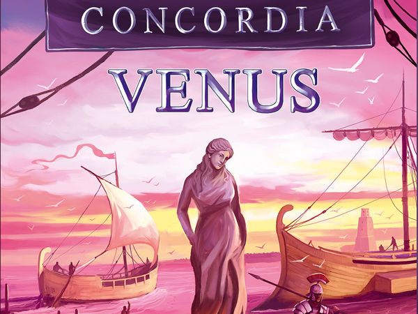 Bild zu Alle Brettspiele-Spiel Concordia: Venus