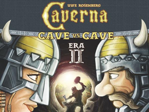 Bild zu Alle Brettspiele-Spiel Caverna: Höhle gegen Höhle - 2. Epoche - Die Eisenzeit