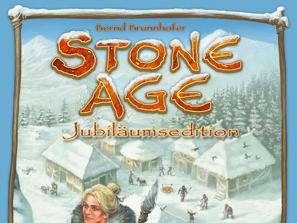 Bild zu Alle Brettspiele-Spiel Stone Age: Jubiläumsaugabe