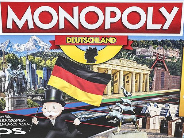 Bild zu Alle Brettspiele-Spiel Monopoly Deutschland