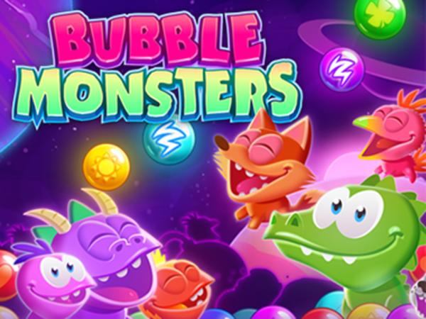 Bild zu HTML5-Spiel Bubble Monsters