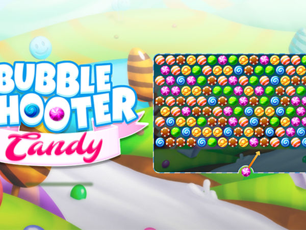 Bild zu Action-Spiel Bubble Shooter Candy