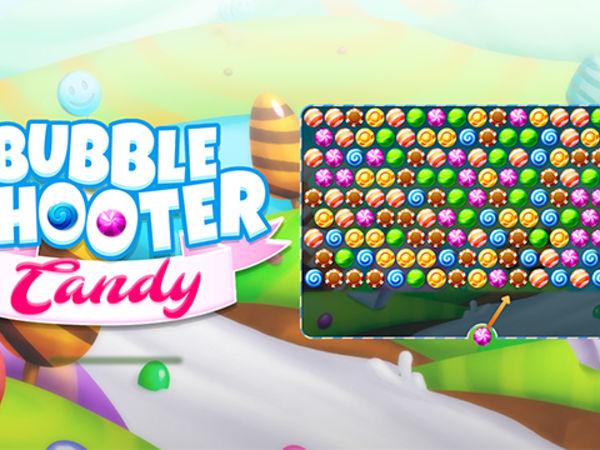 Bild zu Mädchen-Spiel Bubble Shooter Candy