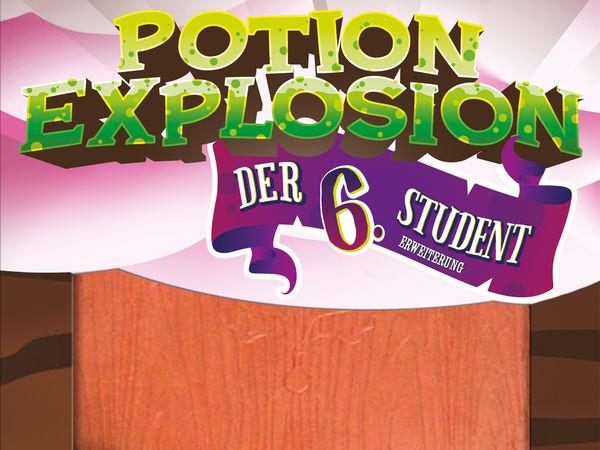 Bild zu Alle Brettspiele-Spiel Potion Explosion: Der 6. Student