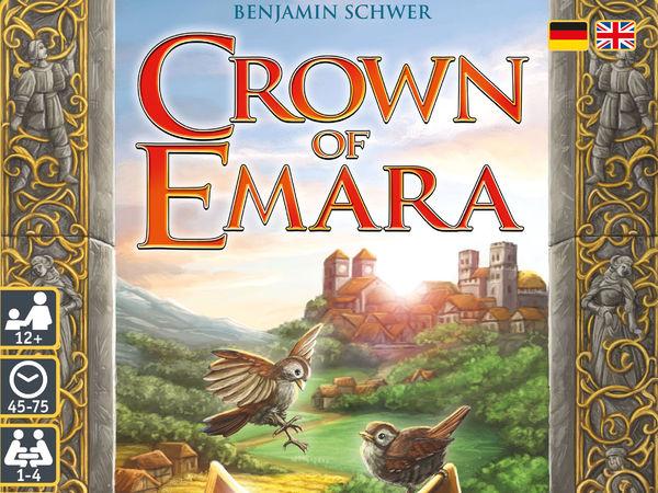 Bild zu Alle Brettspiele-Spiel Crown of Emara