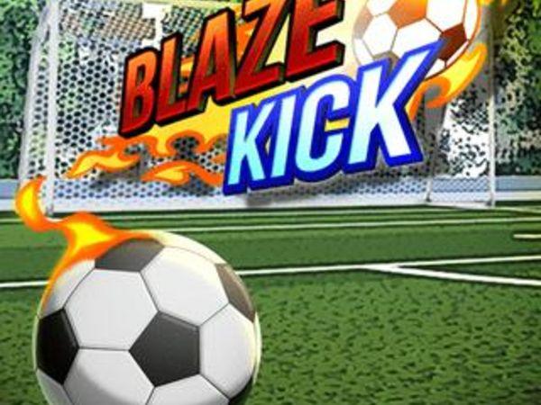Bild zu Sport-Spiel Blaze Kick