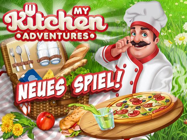 Bild zu Neu-Spiel My Kitchen Adventures