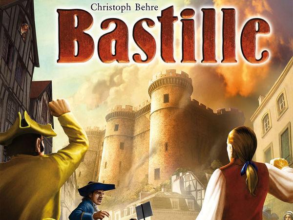 Bild zu Alle Brettspiele-Spiel Bastille