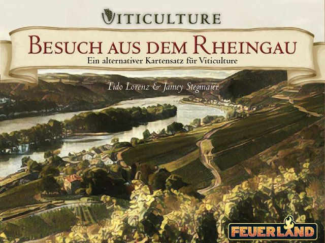 Viticulture: Besuch aus dem Rheingau Bild 1