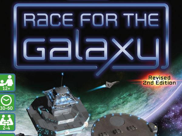 Bild zu Alle Brettspiele-Spiel Race for the Galaxy: Zweite Edition