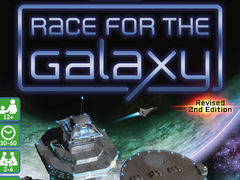 Race for the Galaxy: Zweite Edition